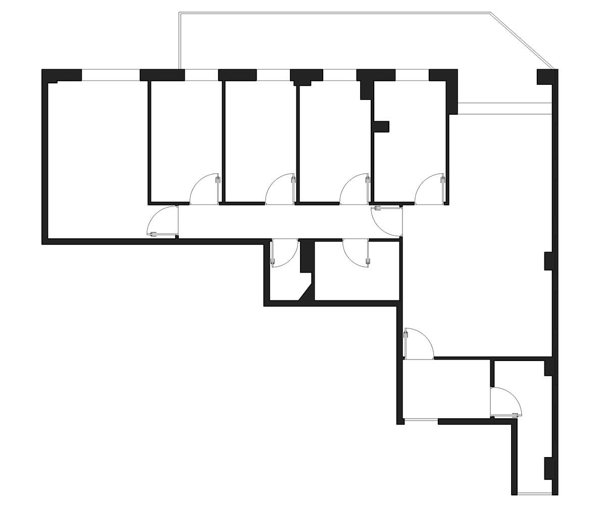 Reforma de piso en el barrio de Gracia