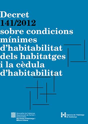 Decret-habitabilitat-141-2012-portada
