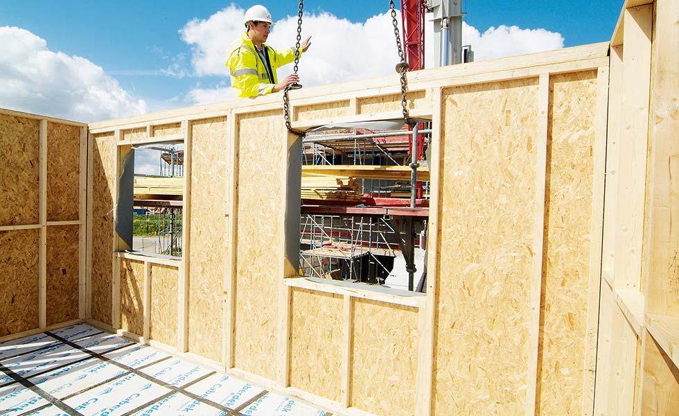 ite arquitectes - timber frame